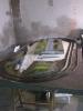 Stand 04.10.2009 - die komplette Anlage. Obendrauf liegt das Autobahnmodul.