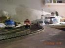 Meine beiden Züge im Bahnhof.