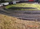 Ein Blick über das Weichenfeld.