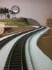 Die Gleise sind verlegt