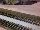Die fertig colorierte Bahnsteigkante