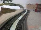 Bahnsteige nach der farblichen Behandlung der Bahnsteigkanten