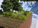 Überschritten werden die Bahnanlagen trotzdem.