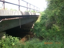 Die Brücke von der Südseite.