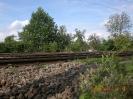 Ein Blick über die Gleisanlagen.