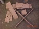 Holzzuschnitt für die Modulkästen