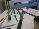 Gleisbau auf den Segmenten 3 und 4