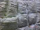 Details von Felsen