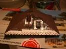 Dachdeindeckung und Aufbauten