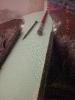 Da der Stempel nicht funktionierte, war Ritzen mit dem Nagel angesagt.